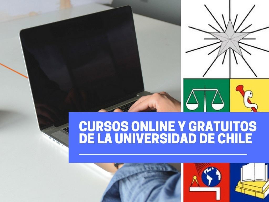 Abiertas inscripciones de cursos gratuitos de la U. de Chile